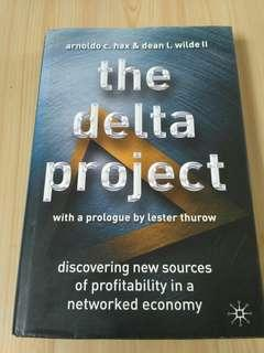 The Delta Project by Hax & Wilde
