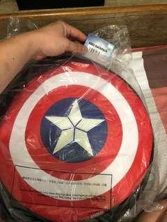 Captain america kids bag pack