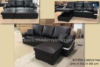 Sofa Bed Lshape