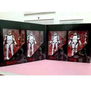 Star Wars 4 Figure Pax