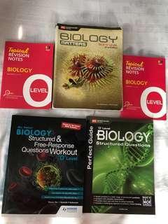 O Level Biology Resources