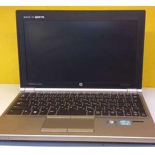 HP ELITEBOOK 2170p INTEL CORE i5