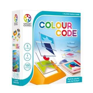 🚚 SmartGames: Colour Code (Perfect Xmas Gifts for Kids / Family!)