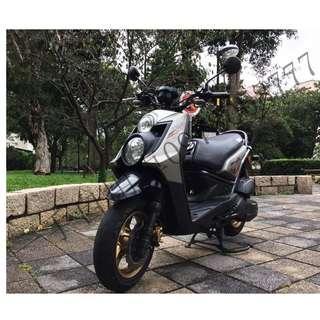 自售 2015 Yamaha Bws'X 全車原廠 無惡操 無待修 800km 提前換油