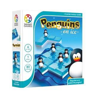 🚚 SmartGames: Penguins On Ice (Perfect Xmas Gifts for Kids / Family!)