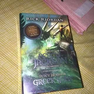 BRAND NEW - Percy Jackson books 1-6 by Rick Riordan