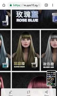 Miss dear colour shampoo greenish blonde
