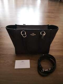 Coach Crosby Satchel Handbag - Mini