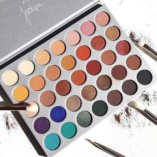 Morphe x Jaclyn Hill Eyeshadow Palette (Pre-Order with Free Postage)