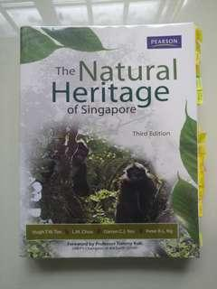 GES1021 Natural Heritage Of Singapore Textbook