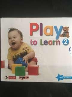Robin play to learn 2