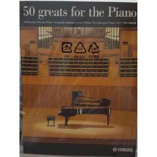 [NEW] Yamaha Piano Book