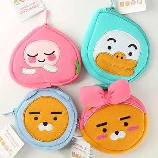[PO] Kakao Friends Coin Pouch