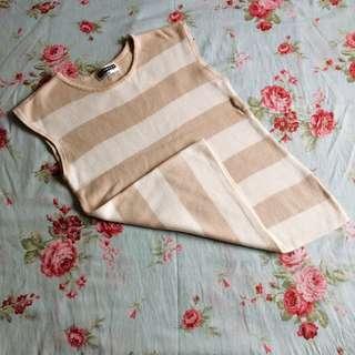 GIORDANO Knitted Sleeveless