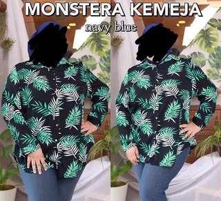 Monstera Kemeja