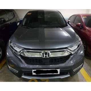 2018 Honda CR-V SX AWD