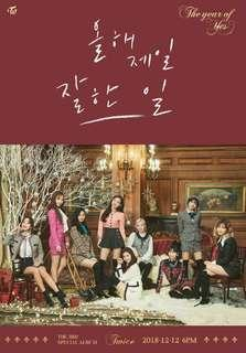 TWICE THE YEAR OF YES ALBUM G.O