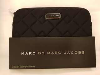 Brand New Authentic Marc By Marc Jacobs Black Clutch Tablet Case
