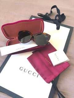 Gucci new 2018 最新款太陽眼鏡