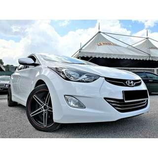 2014 Hyundai Elantra 1.8 (A) [P/START][S/ROOF][ONE OWNER][LIKE NEW][PROMOTION] 14
