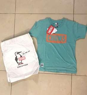 🚚 美國Chums男女童短袖Logo tshirt