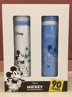 Disney Mickey's 90th Anniversary stainless steel bottles (Limited edition)