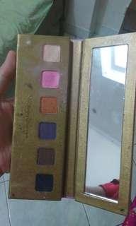 Mizzu eyeshadow murah