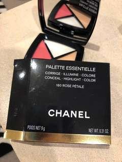 Chanel highlighter palatte