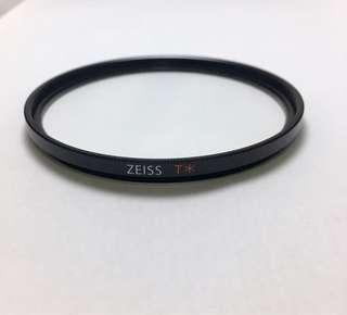 ZEISS T* UV Filter 77mm , Made in Japan