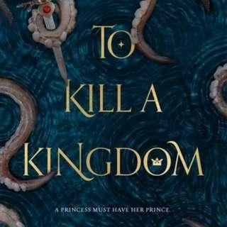 (ISO) Searching for To Kill A Kingdom by Alexandra Christo