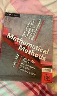 Methods Textbook!