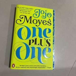 (English) One plus one by jojo moyes