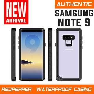 NEW SAMSUNG NOTE9 WATERPROOF CASING. NOTE8 NOTE5 S9S8S7EDGE