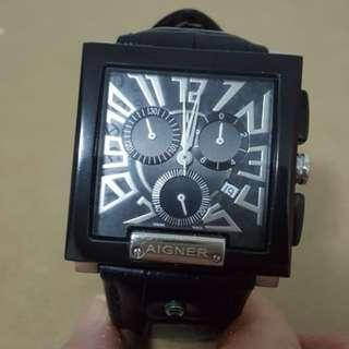 Aigner Men Watch (Good Condition)