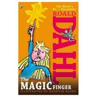 🚚 Brand New PaperBack - The Magic Finger by Roald Dahl  !!
