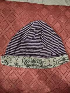 Artwork Reversible Bonnet