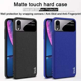 🚚 Apple Iphone XR Sandstone Jazz Case Full Coverage Casing