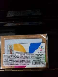 🚚 悠遊卡-台北捷運路線圖ICASH悠遊卡-勁藍