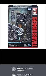 Transformers studio series ironhide