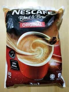 Nestle 3N1 Coffee 85 packs