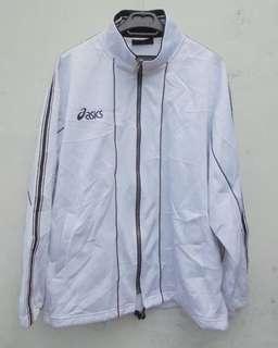 Asics White Jacket
