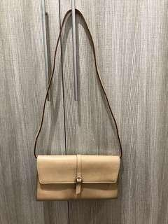 Frederic T Paris sling / clutch bag