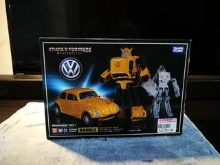 Transformers masterpiece bumble bee