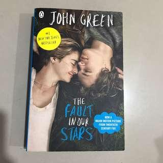 (English) the fault in our stars by john green