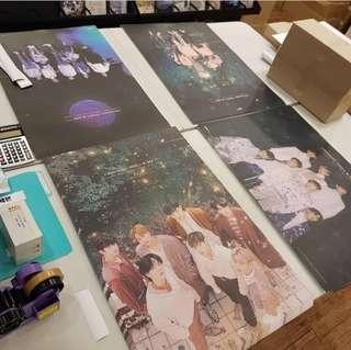 GOT7 & NCT Albums