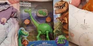 DISNEP恐龍 搖控摸型
