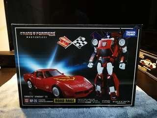 transformers masterpiece roadrage