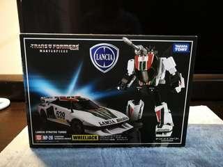 Transformer masterpiece wheeljack