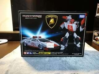 Transformers masterpiece alert anime