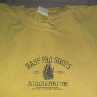 Bass pro shop baju.